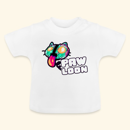 PAWLOON - Baby T-Shirt