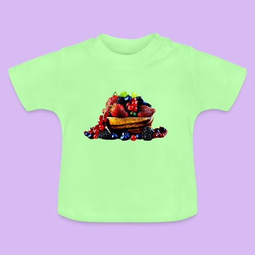 frutti di bosco - Maglietta per neonato