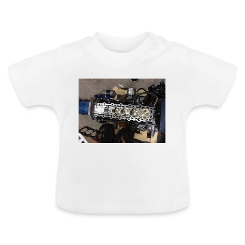 Motor tröja - Baby-T-shirt