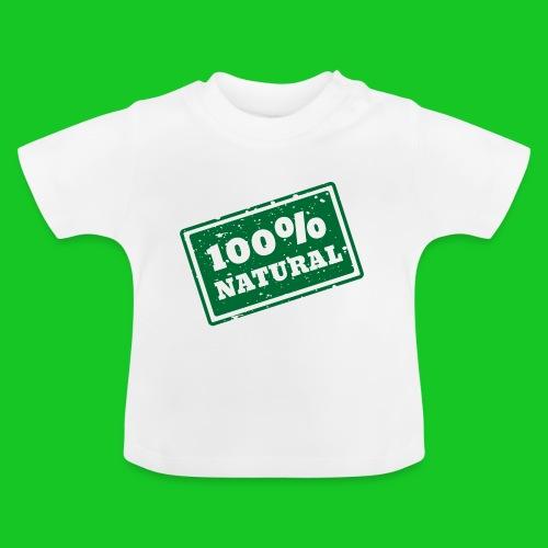 100% natural PNG - Baby T-shirt