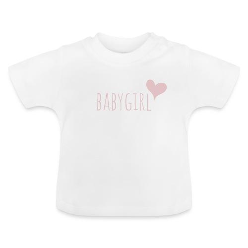 babygirl - Baby T-Shirt