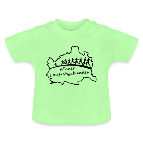 Laufvagabunden T Shirt - Baby T-Shirt