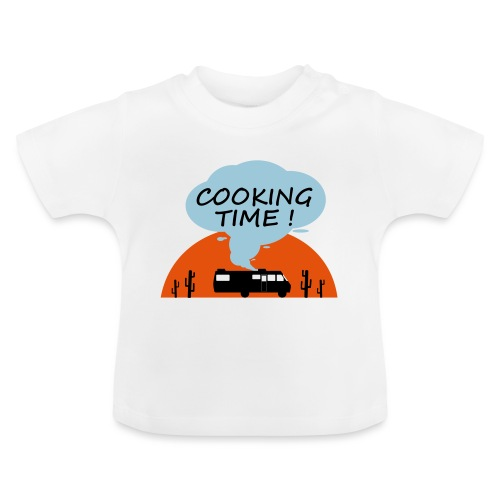 Cooking Time - T-shirt Bébé