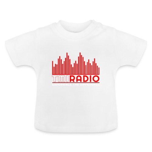 NEW TMI LOGO RED AND WHITE 2000 - Baby T-Shirt