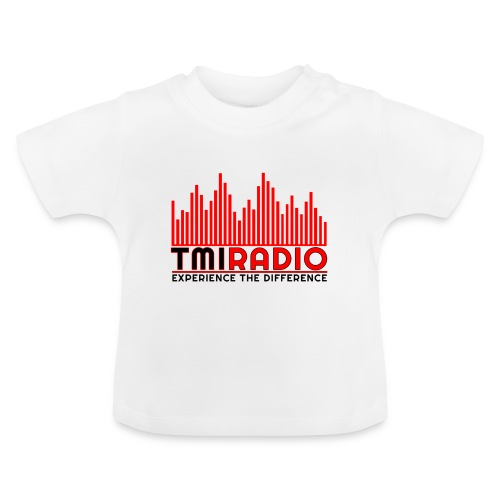 NEW TMI LOGO RED AND BLACK 2000 - Baby T-Shirt