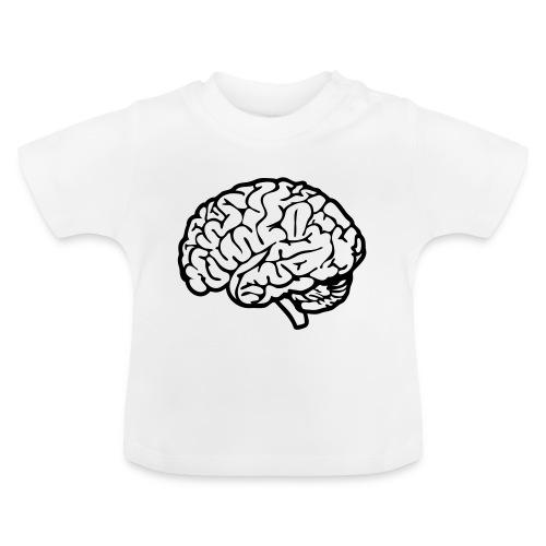 cerveau - T-shirt Bébé