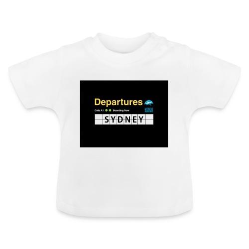 SYDNEY png - Maglietta per neonato