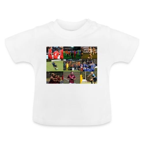 min resa - babybody - Baby-T-shirt