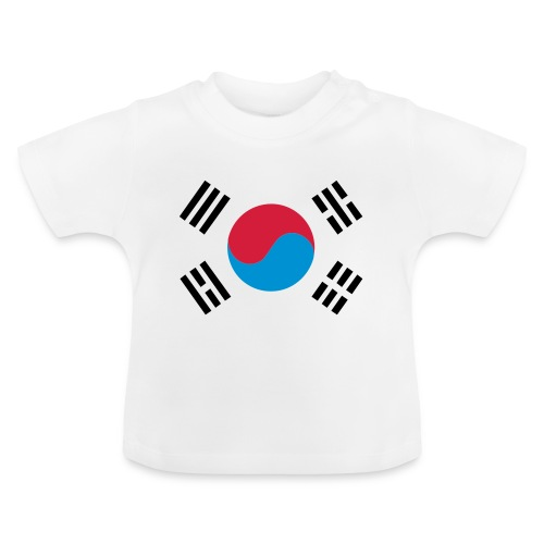 South Korea - Baby T-shirt