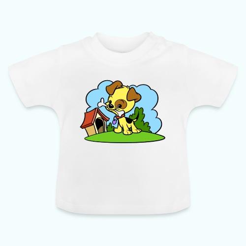 Tiny Dog - Baby T-Shirt