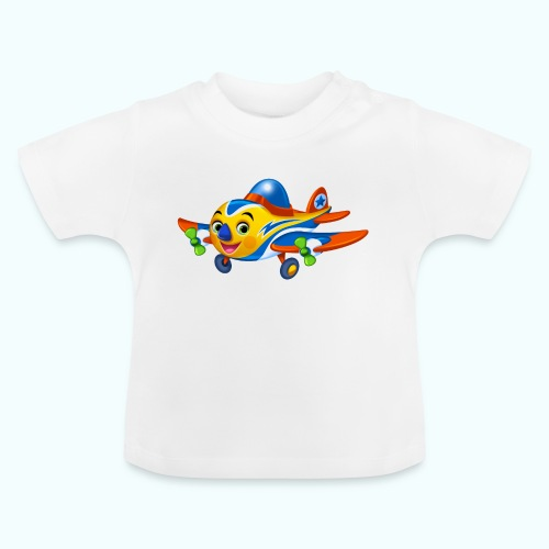 Airplane Arthur Collection - Baby T-Shirt