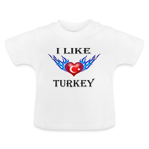 I Like Turkey - Baby T-Shirt