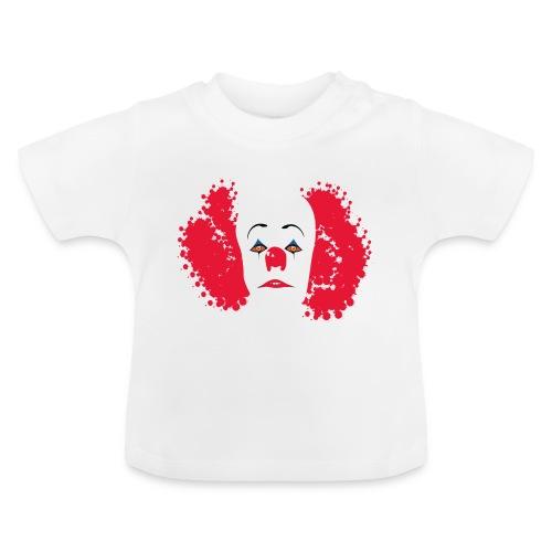 Il male pagliaccio IT - Maglietta per neonato