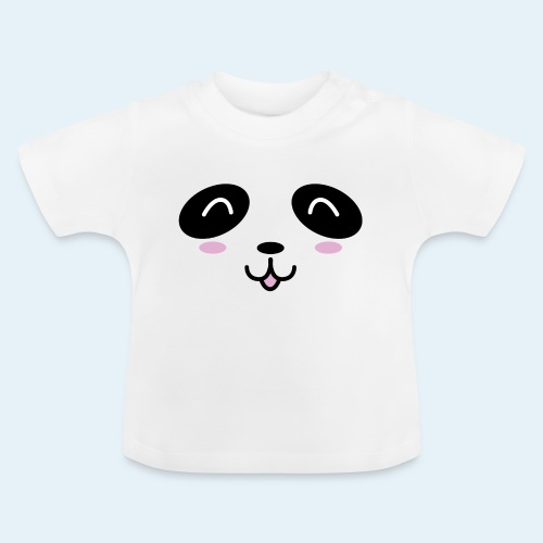 Cachorro panda (Cachorros) - Camiseta bebé