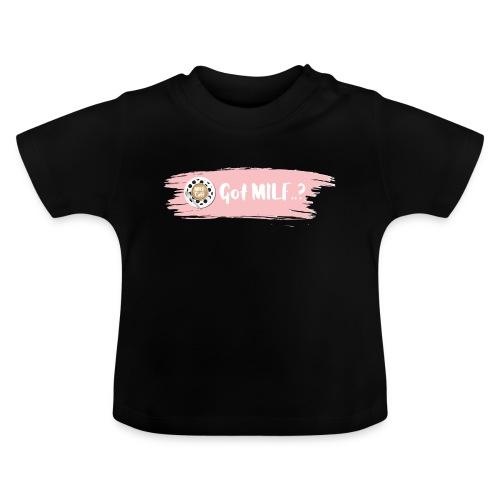 Got MILF Milfcafe Shirt Mama Muttertag - Baby T-Shirt