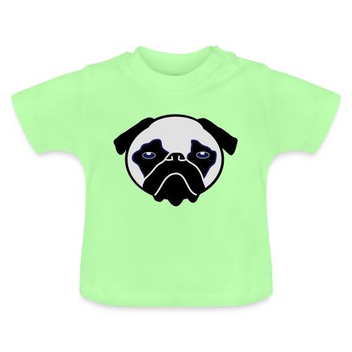 Mops, Hund - Baby T-Shirt