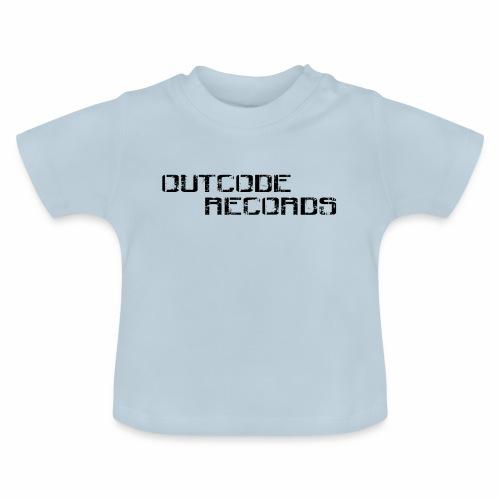 Letras para gorra - Camiseta bebé