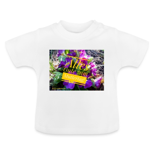 Mutter Tag - Baby T-Shirt