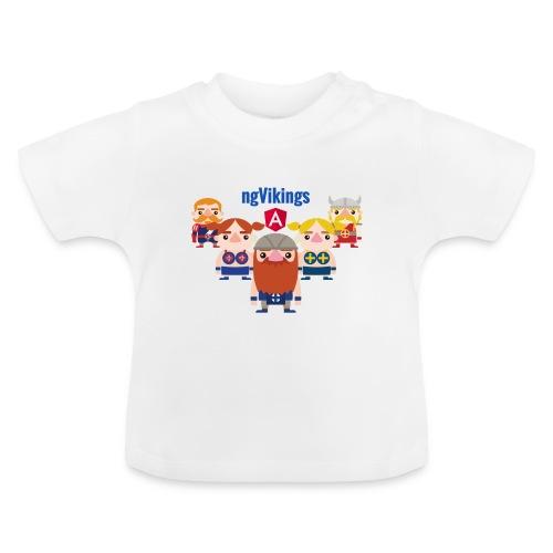 Viking Friends - Baby T-Shirt