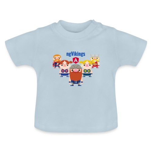 Viking Friends - Baby T-Shirt