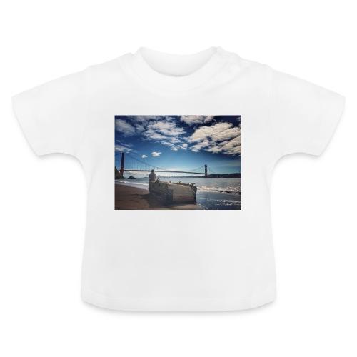 poncio - Camiseta bebé