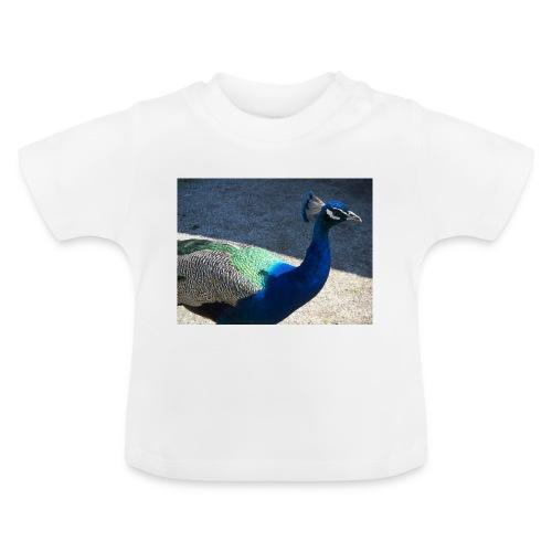 Riikinkukko - Vauvan t-paita