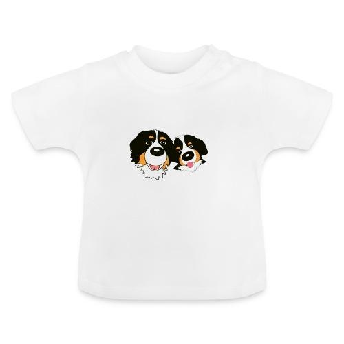 hane och hona - Baby-T-shirt