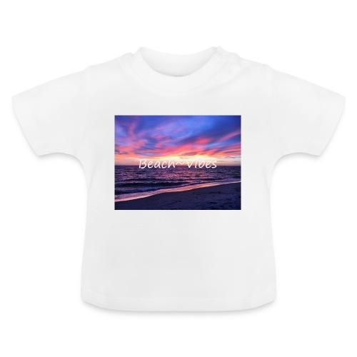 Beach Vibes - Baby-T-shirt