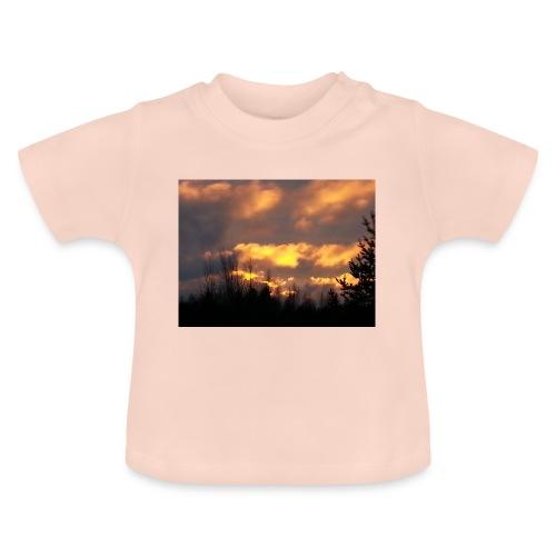 Iltarusko - Vauvan t-paita