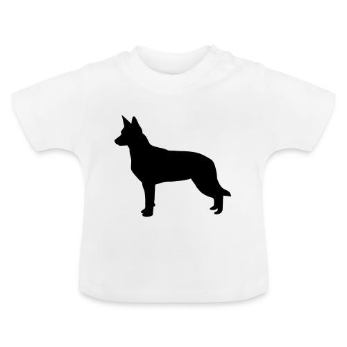 australiankelpie - Vauvan t-paita