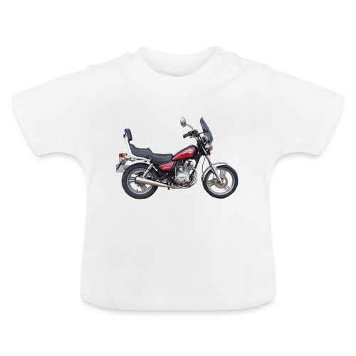 snm daelim vc 125 f advace seite rechts ohne - Baby T-Shirt