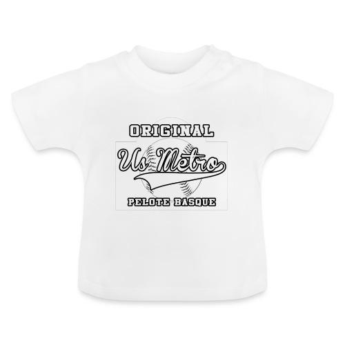 origiinalUSMETRO2 png - T-shirt Bébé