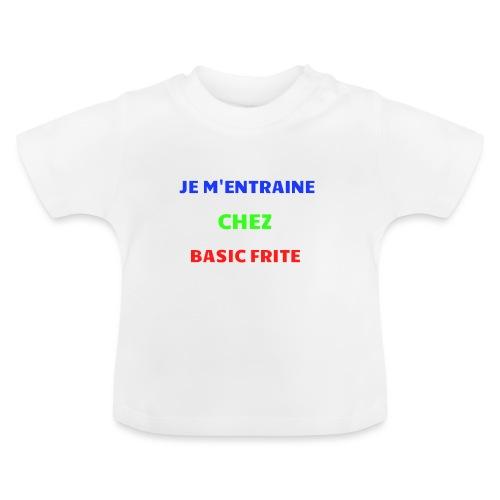 Basic Frite - T-shirt Bébé