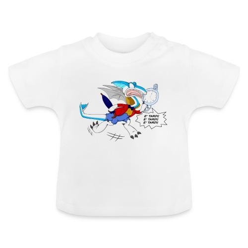 BiancoDrago Nix - Maglietta per neonato