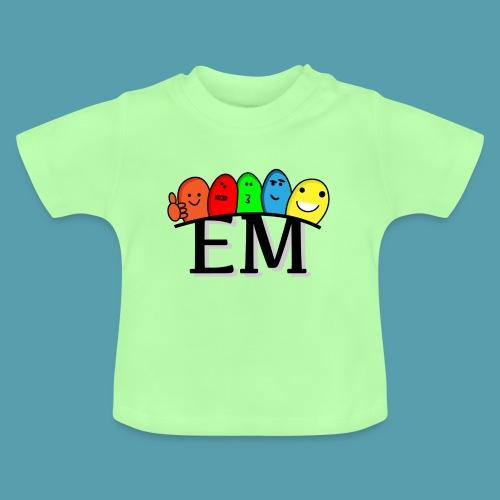 EM - Vauvan t-paita