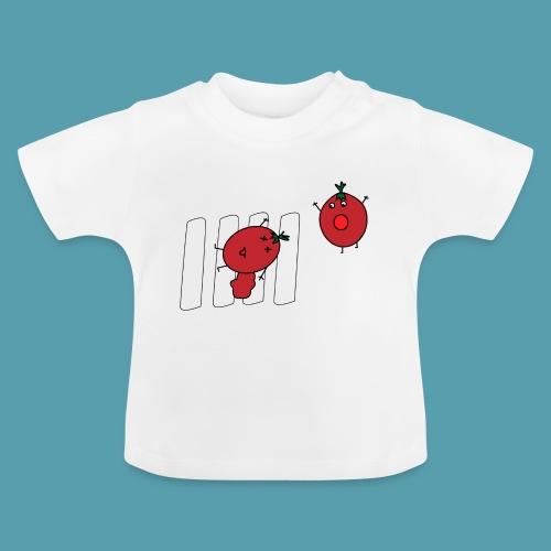 tomaatit - Vauvan t-paita