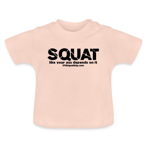 squat - Baby T-Shirt