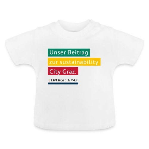 Energie Graz Vision - Baby T-Shirt