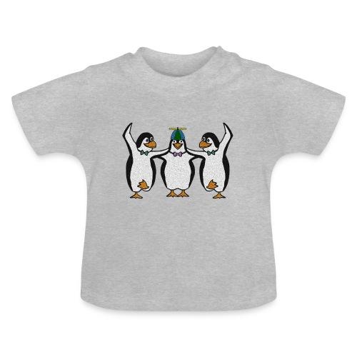 Penguin Trio - Baby T-Shirt
