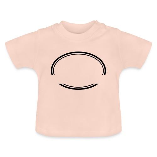 Kreis offen - Baby T-Shirt