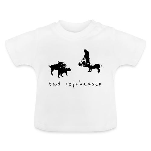 Der Beginn einer wunderbaren Kurstadt. - Baby T-Shirt