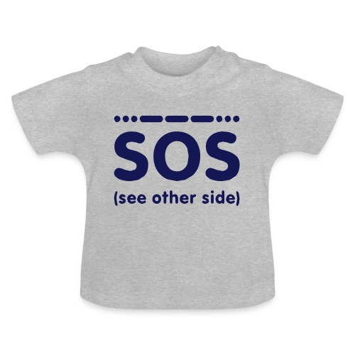 SOS - Baby T-shirt