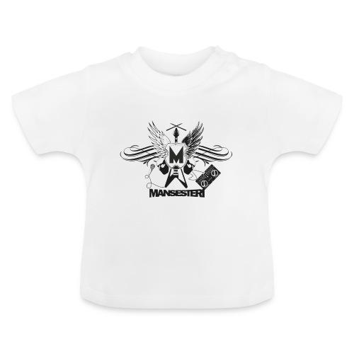 Mansesteri logo - Vauvan t-paita