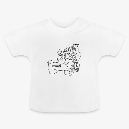 gova dinos - T-shirt Bébé