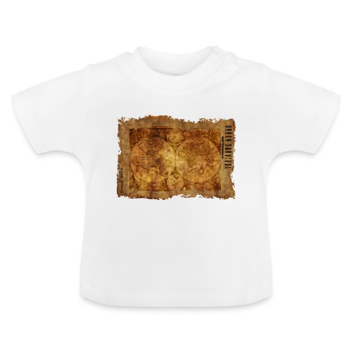 map of the world 2241469 1920 - Baby T-Shirt