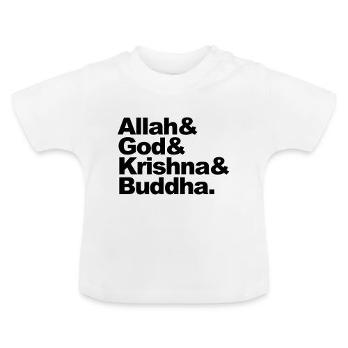 godsdiensten - Baby T-shirt