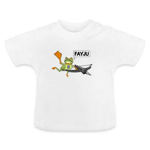 Amazing Frog Crossbow - Baby T-Shirt