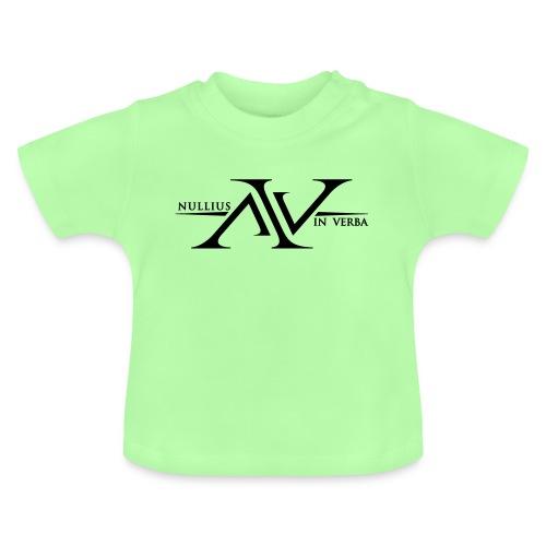 Nullius In Verba Logo - Baby T-Shirt