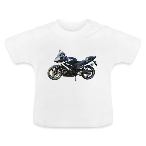 snm daelim roadwin r side png - Baby T-Shirt