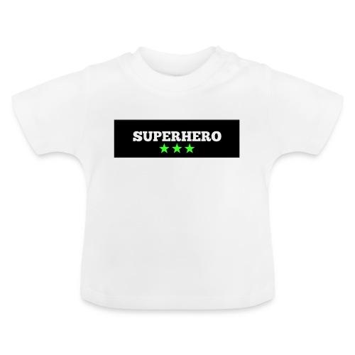 Lätzchen Superhero - Baby T-Shirt